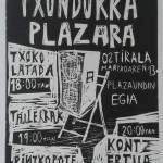 Txondorra plazara eguna