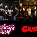 Nashville Pussy eta Giuda Jimmy Jazz aretoan