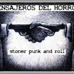 Mensajeros del horror disko berriaren aurkezpena