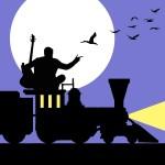 Iluntzeko trena #21