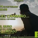 Iker pintxo reggae-ko kideari elkarrizketa