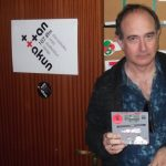 SF78 gogoan diskoaz elkarrizketa Patxi Goñi-rekin