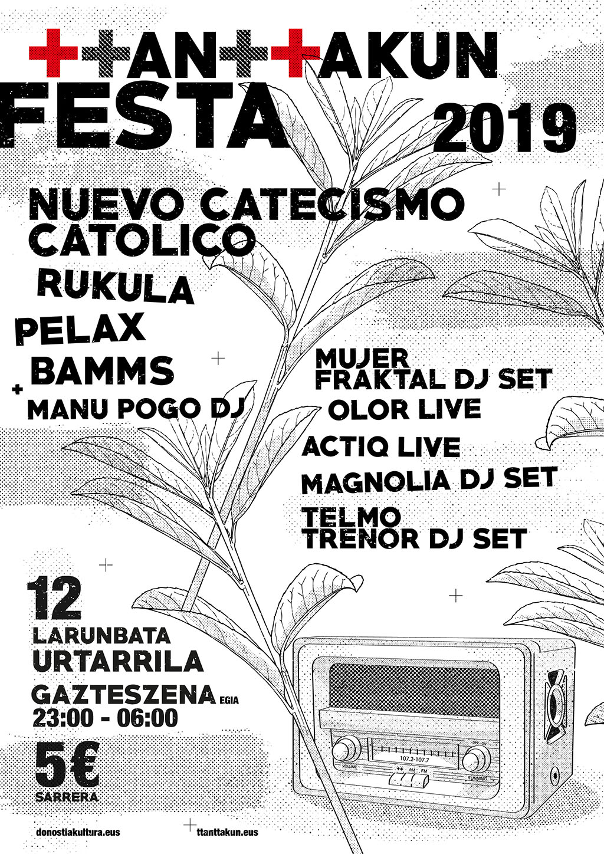 CULTURA ROCKERA 2.0: en Bilbao últimamente las giras no funcionan - Página 2 TTANTTAKUN19-small