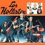 Los Hollister taldeari elkarrizketa