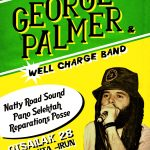 George Palmerren kontzertuaren inguruko elkarrizketa