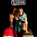 Porno vs. Afrodita obraren inguruan elkarrizketa, eta emankizuna Gazteszenan apirilak 17 eta 18an